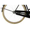 Creme Holymoly Doppio Rower miejski Kobiety dynamo o 3 prędkościach czarny